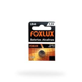 BATERIA ALCALINA 1,5V LR44 FOXLUX
