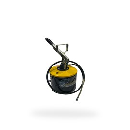 BOMBA MANUAL PARA GRAXA RECIPIENTE 4KG 7003 LUPUS
