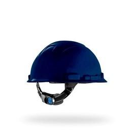 CAPACETE AZUL ESCURO AJUST FACIL H-700