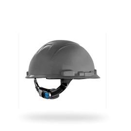 CAPACETE CINZA AJUST FACIL H-700