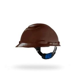 CAPACETE MARROM AJUST FACIL H-700