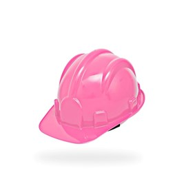CAPACETE ROSA PROSAFETY