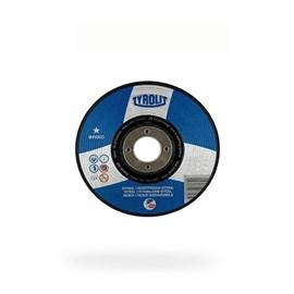 DISCO CORTE DESBASTE 27CC 115X2,5X22,2 A30Q-BF BASIC