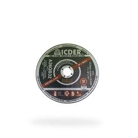 DISCO DE CORTE 177,8X3,2X22,2 A36QB32 - ICDER