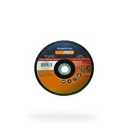 DISCO DE CORTE P/ACOS E METAIS FERROSOS EM GERAL 7  (180X3X22,23MM) TRAMONTINA PRO