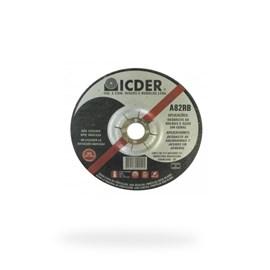 DISCO DE DESBASTE 114,3X6,4X22,2 A82RB - ICDER