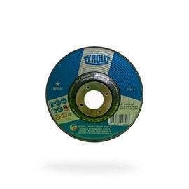 DISCO DE DESBASTE 27 115X6X22,23 A30Q-BF BASIC
