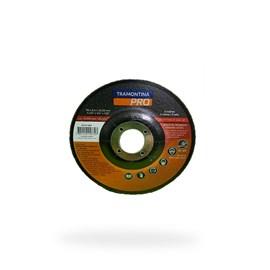 DISCO DE DESBASTE 27-A24S-BF 115X6,4X22,2 TRAMONTINA PRO