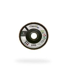 DISCO FLAP 4.1/2 115X22.2 GRAO 120 RETO INOX NORTON