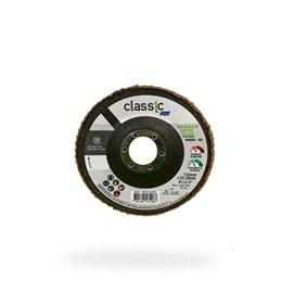 DISCO FLAP 4.1/2 115X22.2 GRAO 80 RETO INOX NORTON