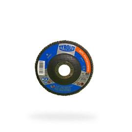 DISCO FLAP FIBRA 28A 115X22,23 ZA80-B BASIC
