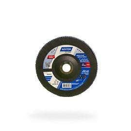 DISCO FLAP ORIGINAL R822 P40 180X22,23MM NORTON