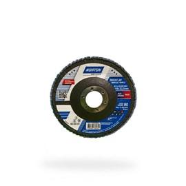 DISCO FLAP ORIGINAL R822 P80 115X22,23MM NORTON