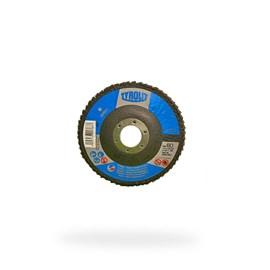 DISCO FLAP OXIDO DE ALUMINIO 28A 115X22,23 A60-B BASIC