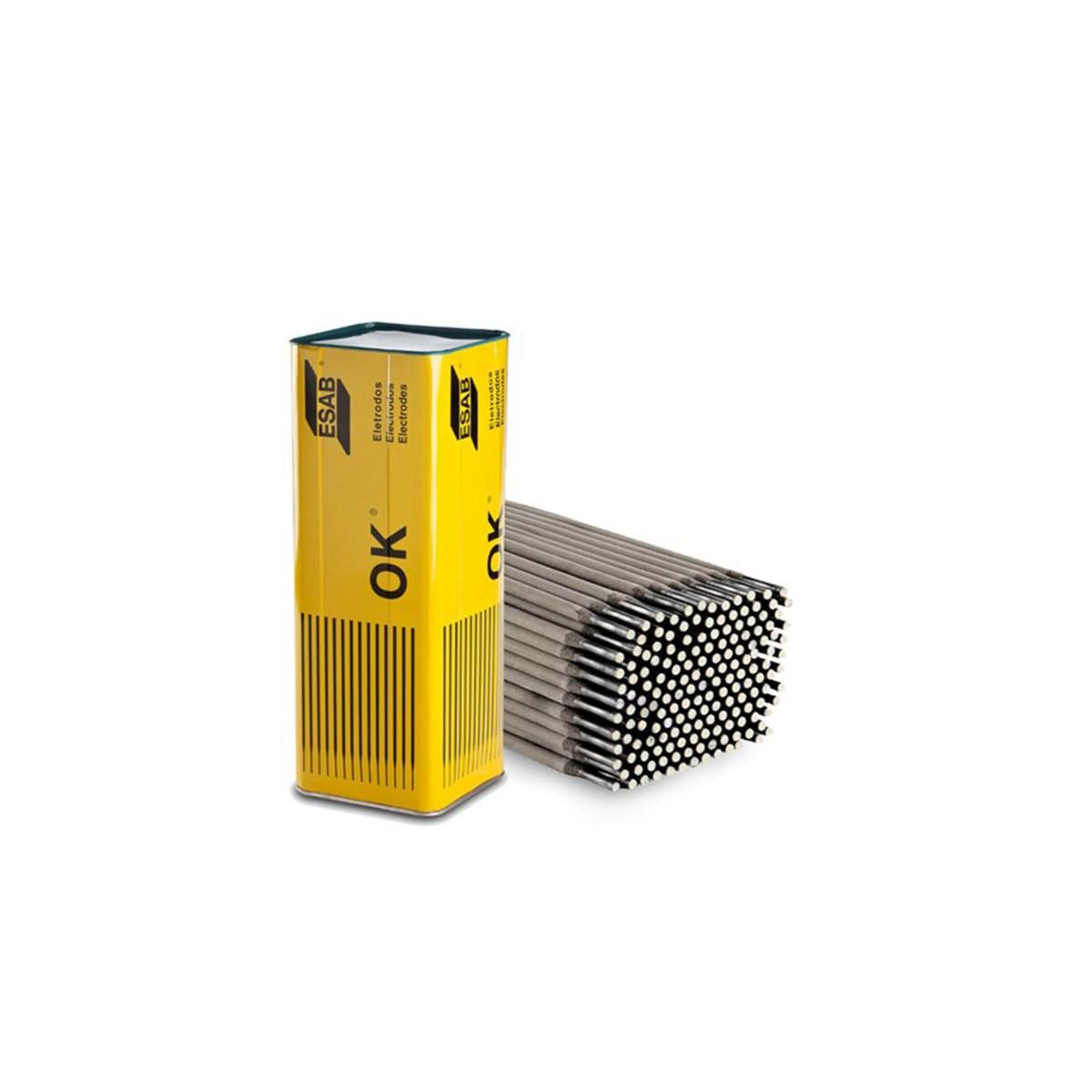 ELETRODO OK 48.04 4,00X450MM - LT 25KG E7018