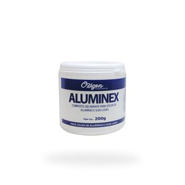 FLUXO P/SOLDA TIPO ALUMINEX 200G