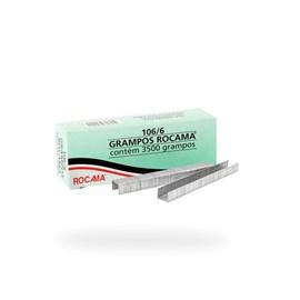 GRAMPO 6MM 106-6 CX C/3500 ROCAMA