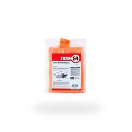 LONA POLIETILENO LARANJA 8 X  6 METROS NOV54