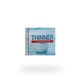THINNER ACABAMENTO GK-100 5 LITROS GEKAR