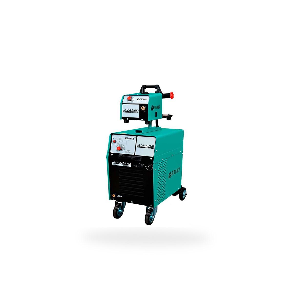 VULCANO MIG 365 - 220/380V TRIFASICO