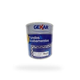 ZARCAO VERMELHO OXIDO GK-4100 3,6 LITROS GEKAR